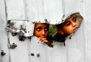 Palestine children: missing their childhood since 1948